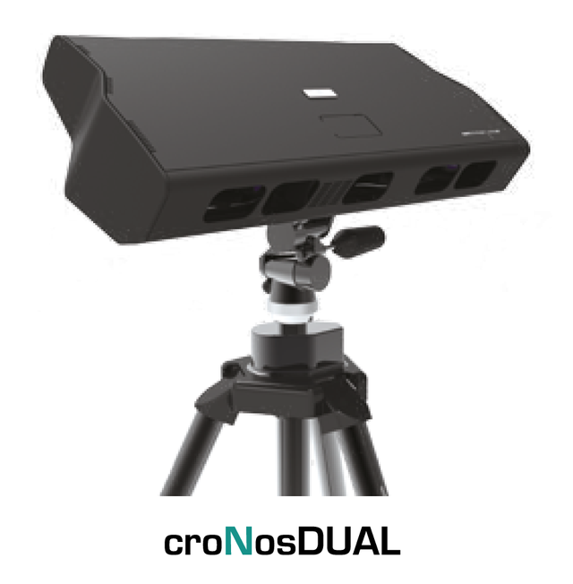 open technologies 3D Scanner Optical - 3D-Industriescanner Cronos Serie 1.3 Dual