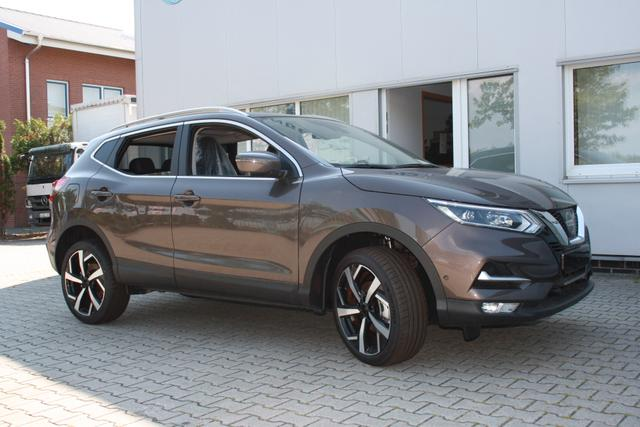 Nissan Qashqai - 1.2 DIG-T 115PS TEKNA -VOLLAUSSTATTUNG-