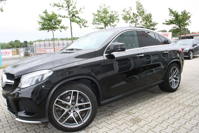Gebrauchtfahrzeug Mercedes-Benz GLE SUV - 350d AMG 4MATIC PANORAMASCHIEBEDACH-360 KAMERA-NAVI-SITZHEIZUNG V H-LEDER-ACC