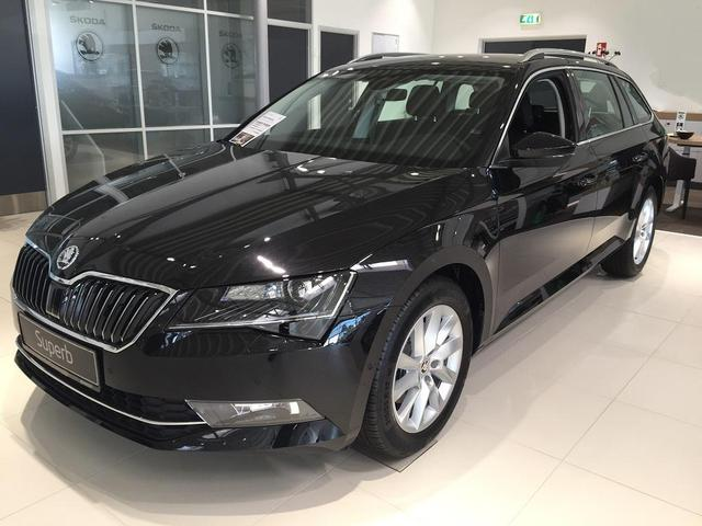 Skoda Superb Combi - Style 2.0 TDI 150PS DSG6