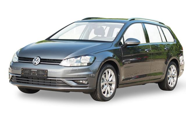 Volkswagen EU Golf Variant - Highline - Parksensoren, Navigation, LED
