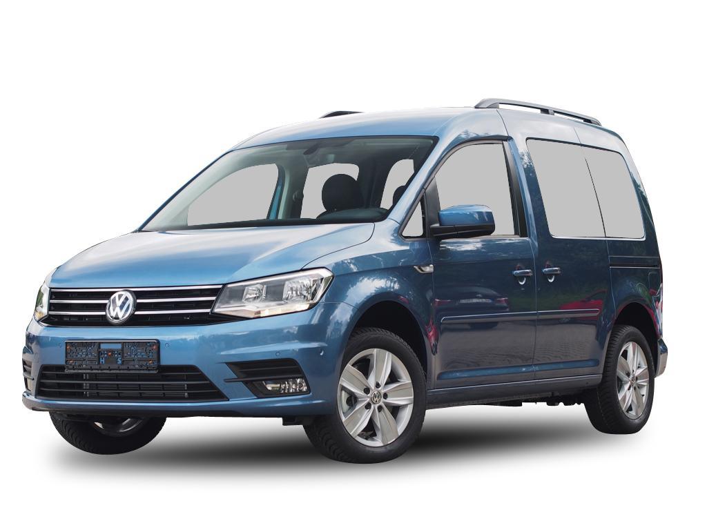 VW Caddy Comfortline Neuwagen EU-Reimport