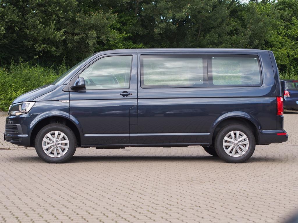 Volkswagen T6 Multivan Comfortline - ParkPilot, Sitzheizung Neuwagen ...