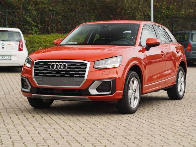 Audi Q2 - Sport - Assistenz-Paket, MMI Radio