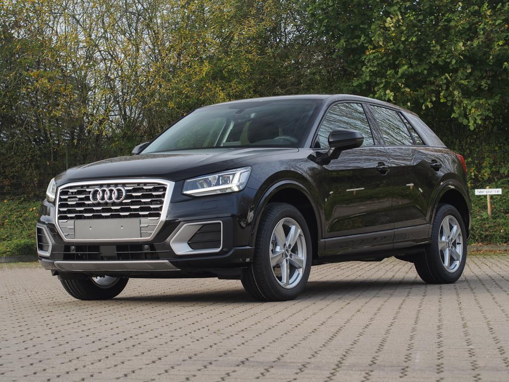 Audi Q2 EU-Reimport Neuwagen