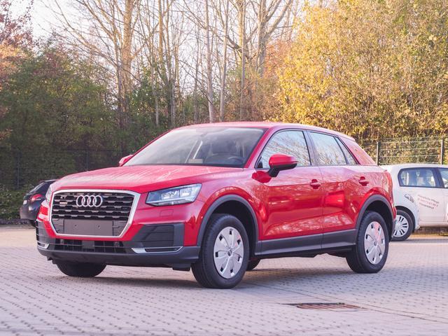 Audi Q2 - - Navi, Klima, Einparkhilfe plus