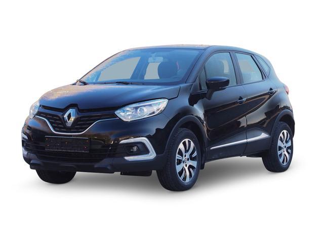Renault Captur - Zen - Navigation, Einparkhilfe