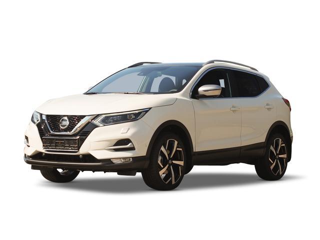 Nissan Qashqai N-Connecta - NAVI/PANORAMA-DACH/KAMERA
