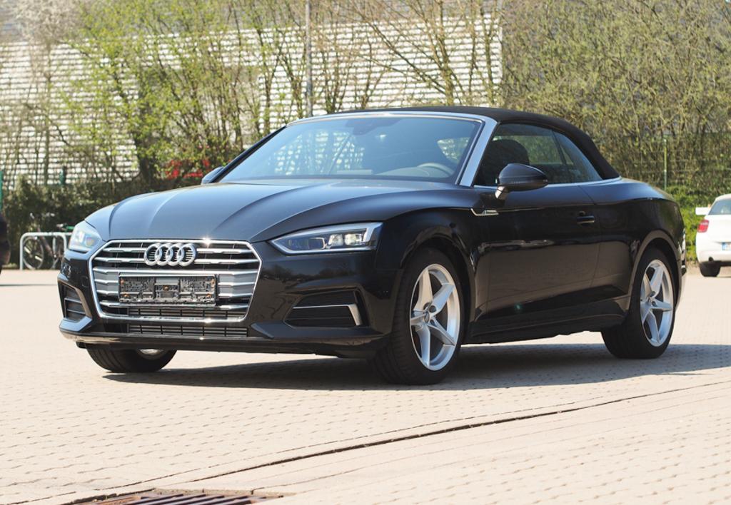 Reimport EU-Neuwagen Audi A5 Cabriolet