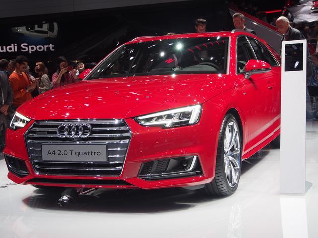 Audi EU A4 Limousine - sport
