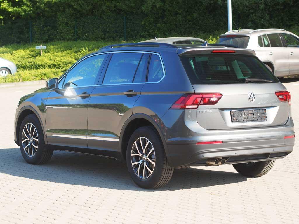 Volkswagen Tiguan Comfortline VERKAUFT | CARPORT (07.03.2019) Neuwagen mit Rabatt - EU-Reimporte ...