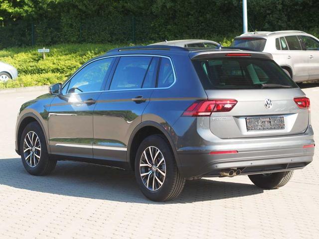 Reimport EU-Neuwagen VW Tiguan CL