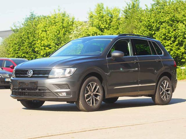 Volkswagen Tiguan - Comfortline - Climatronic, ACC