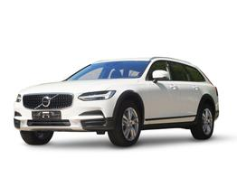 V90 Cross Country - MJ 2020/ SHZ / KLIMAAUT.