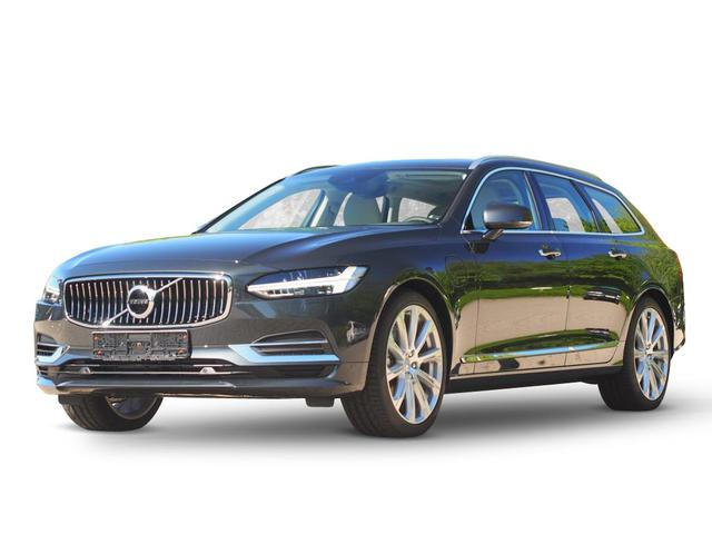 Volvo V90 - Inscription