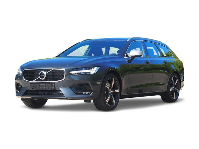 Volvo V90 - R-Design - LED/ALARM/PDC/19