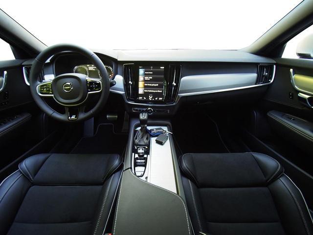Reimport EU-Neuwagen Volvo V90 R-Design