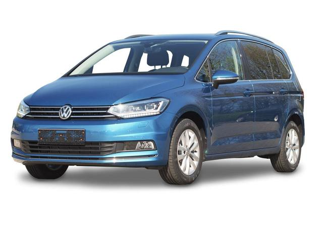Volkswagen Touran Highline LED/NAVI/ACC/Panorama