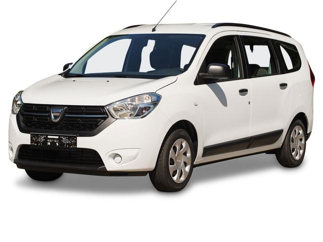Dacia Lodgy - Open 5-Sitzer Dacia Plug & Play Start-Stopp Berganfahrhilfe Bestellfahrzeug, konfigurierbar