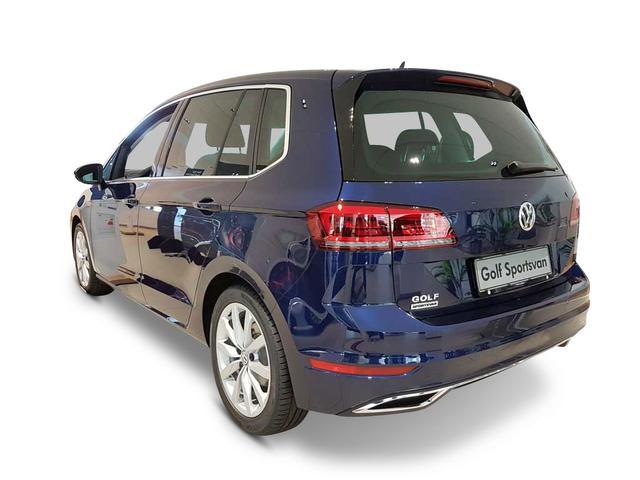 Reimport EU-Neuwagen VW Golf sportsvan