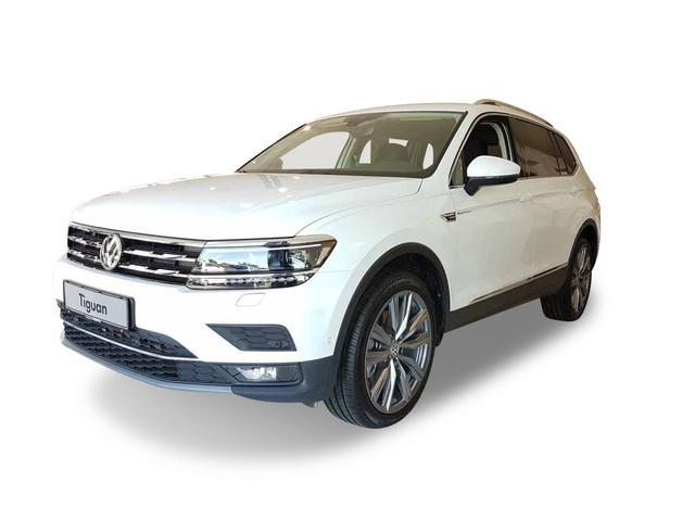 Volkswagen Tiguan Allspace Eu Neuwagen Reimport Neufahrzeuge