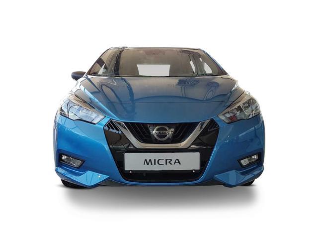 Micra - Acenta - SHZ/KLIMA/GRA