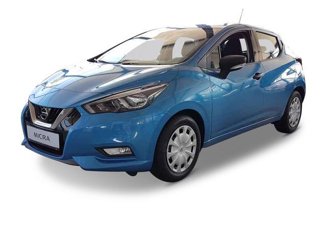 Nissan Micra - Acenta SHZ/KLIMA/GRA