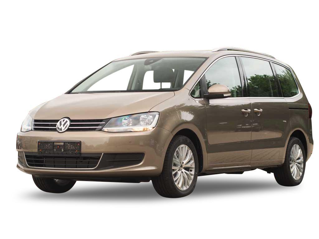 Reimport EU-Neuwagen VW Sharan CL