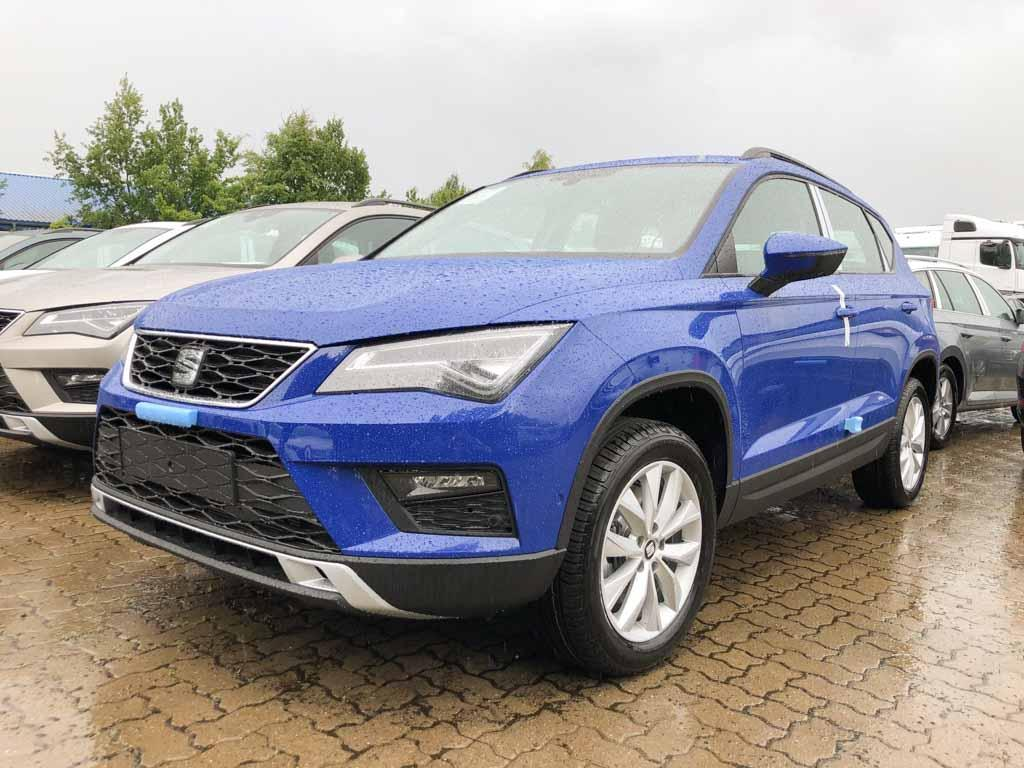 seat ateca advance neuwagen mit rabatt eu reimporte g nstig. Black Bedroom Furniture Sets. Home Design Ideas