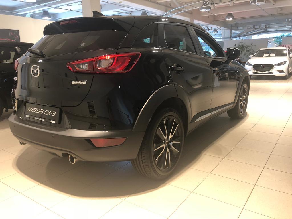 EU-Reimport Mazda CX-3