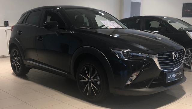 Mazda CX-3 - Optimum (Sports-Line)