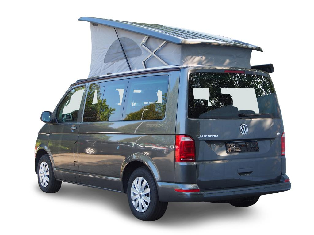 volkswagen t6 california beach climatronic bluetooth. Black Bedroom Furniture Sets. Home Design Ideas