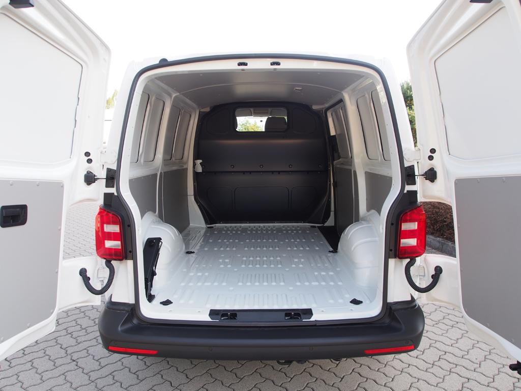volkswagen t6 transporter kastenwagen business pdc. Black Bedroom Furniture Sets. Home Design Ideas