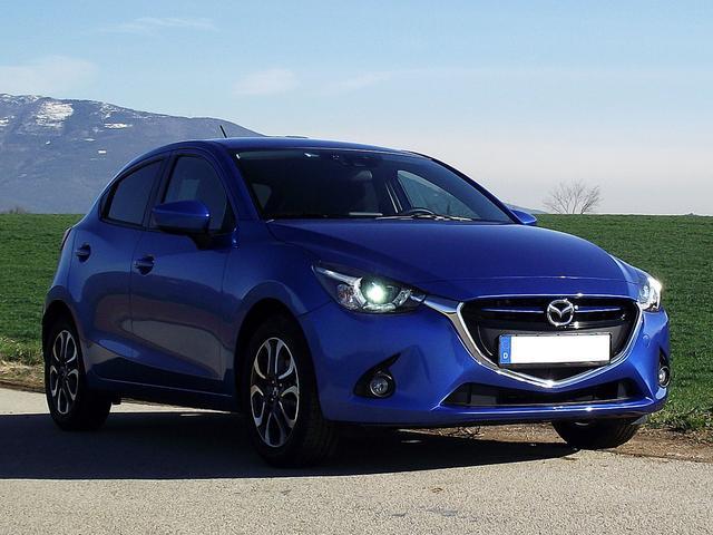 Mazda Mazda2 - Optimum (Sports-Line)