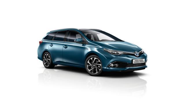 Toyota Auris Touring Sports - Estate Premium Hybrid - GRA/PDC v+h/SHZ