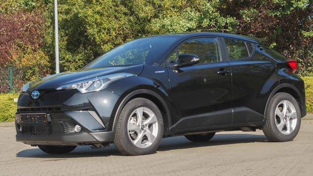 Toyota C-HR - Premium Hybrid NAVI/KAMERA/Klimaaut./LED