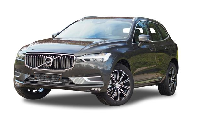 Volvo XC60 - Inscription - LED/ALARM/LEDER