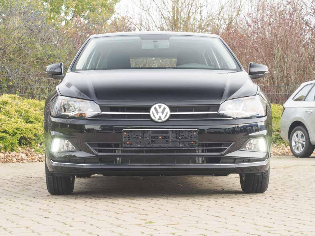 volkswagen polo highline climatronic rfk app connect. Black Bedroom Furniture Sets. Home Design Ideas