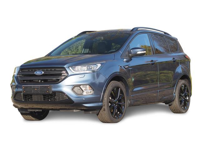Ford Kuga - ST-Line - Xenon, el. Heckklappe, dkl. Scheiben hi.