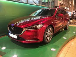 Mazda6 Kombi - Vision (Center-Line)