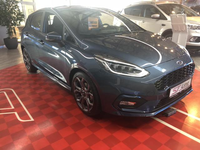 Ford Fiesta - ST-Line - LED/SHZ/PDC