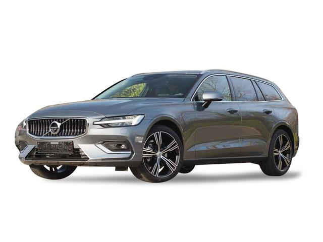 Volvo V60 - Inscription MJ 2020/PDC v+h/el. HECKKL.