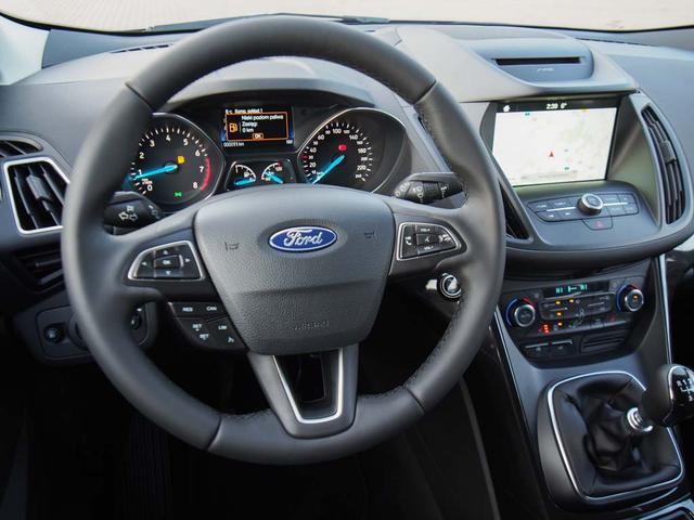Ford Kuga EU-Neuwagen Reimport