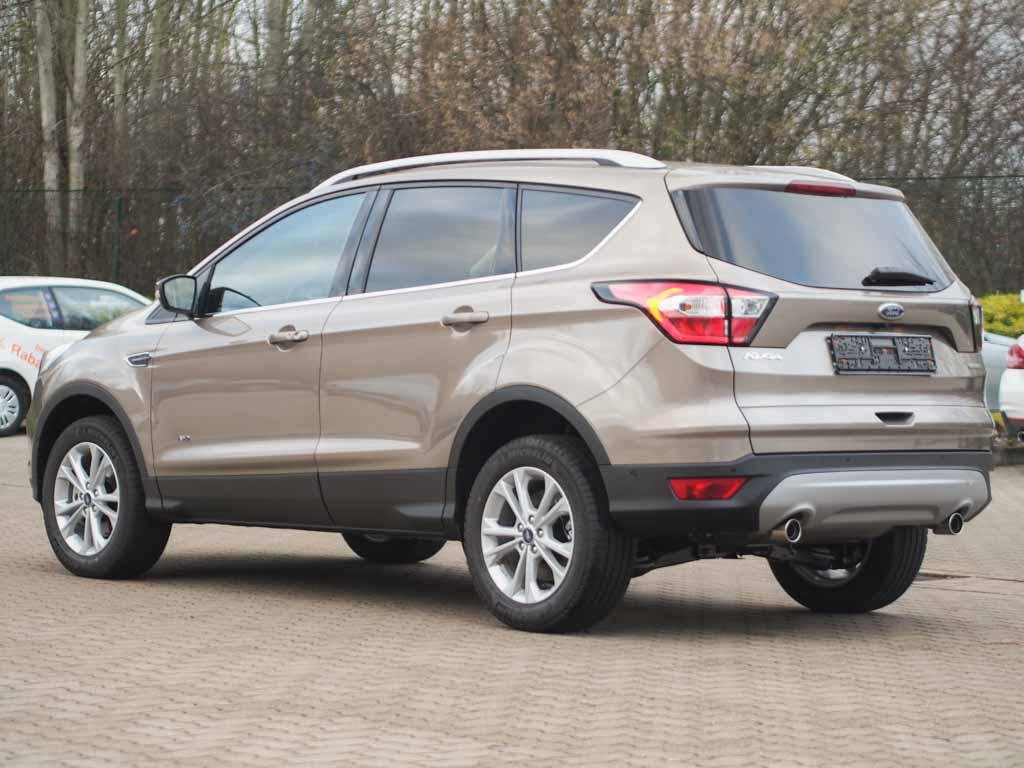 ford kuga titanium xenon navi el heckklappe dkl. Black Bedroom Furniture Sets. Home Design Ideas