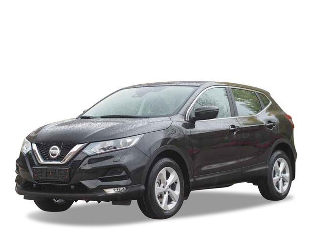 Nissan Qashqai - Visia SHZ, GRA, Euro 6d-TEMP