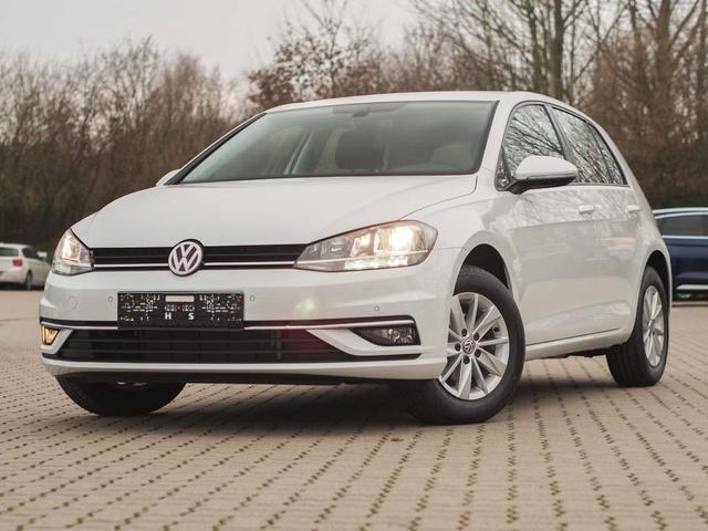 Volkswagen Golf - Comfortline - Climatronic, ACC, Einparkhilfe