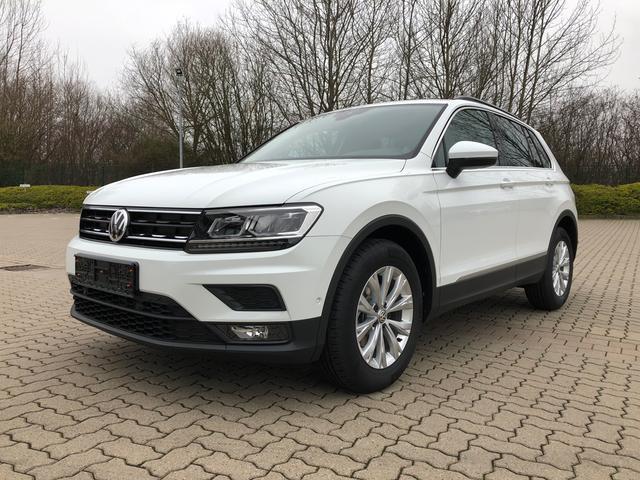 Volkswagen Tiguan - Edition Comfortline ACC, Climatronic, App-Connect