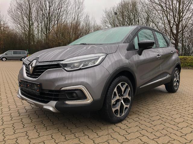 Renault Captur - Intens LED/NAVI/SHZ/PDC/RFK