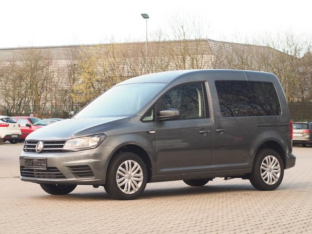 Volkswagen Caddy - Trendline - SHZ, Klimaaut., GRA, Euro 6d-TEMP