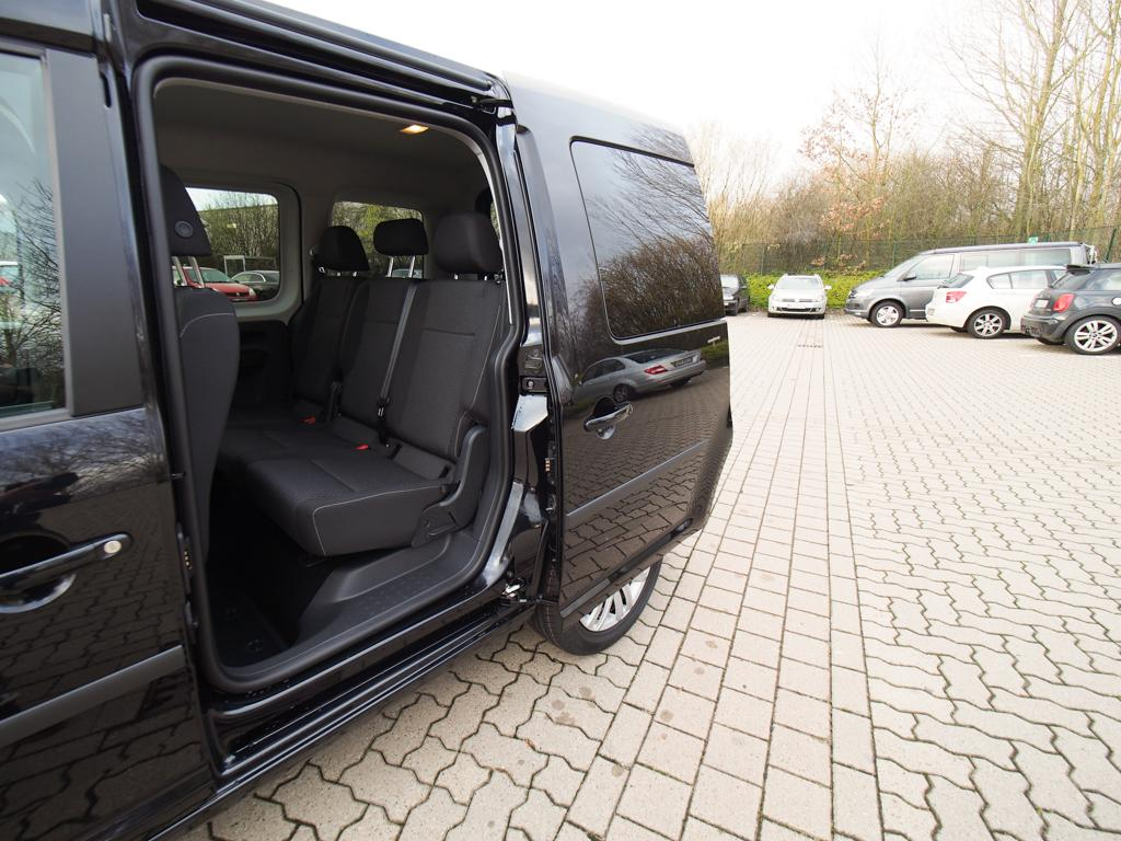 volkswagen caddy trendline verkauft pw neuwagen. Black Bedroom Furniture Sets. Home Design Ideas